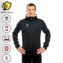 Tetradium Multifunctional Hoody Jacket - Protection against harmful Electromagnetic Waves & Mobile - OnyxPro - EM Pro Shield